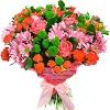 Цветы маме с доставкой по Москве