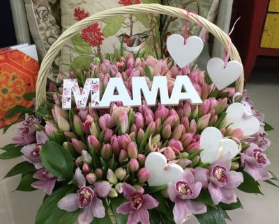 Букет на День матери
