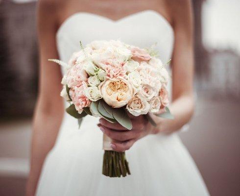 Как собрать букет для невесты