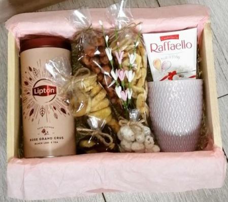 Ящик со сладостями Maika №1