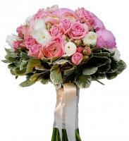 Свадебный букет «Виктория»