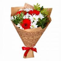 Букет «С любовью» для мамы