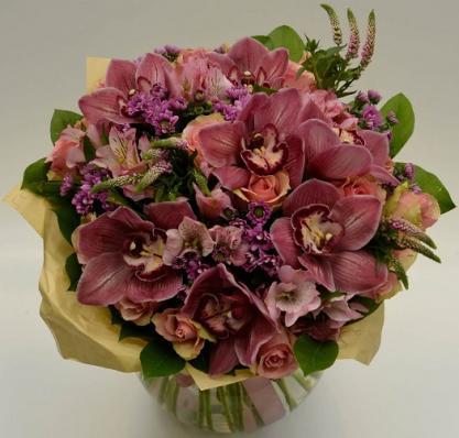 Букет «Виолетта» для мамы