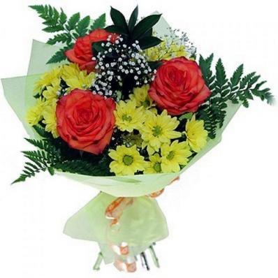 Цветы на первое сентября «Летнее дыхание»