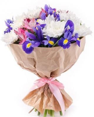 Цветы для первоклассника на 1 сентября