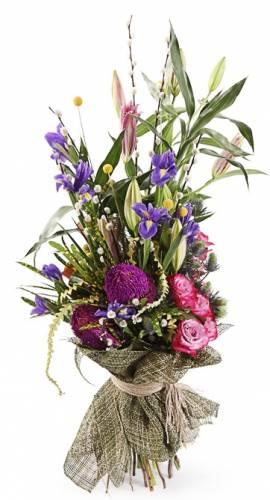 Мужской цветочный букет