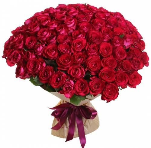 71 роза Черри О на День рождения или юбилей