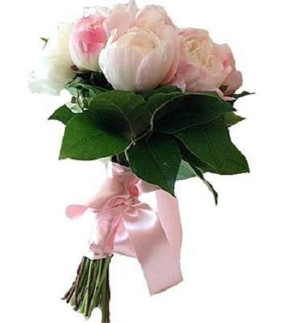 11 пионов на День Святого Валентина