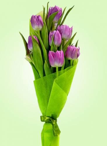 Букет для любимой на 8 марта